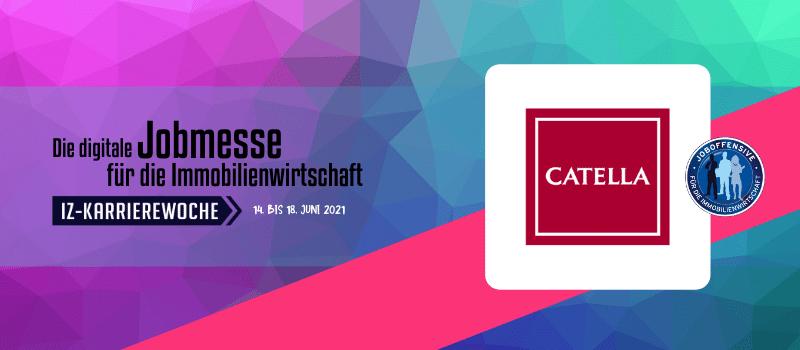 IZ Karrierewoche Blogbeitrag Catella Aussteller 2021
