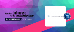IC Immobiliengruppe IZ Karrierewoche Blogbeitrag Aussteller 2021