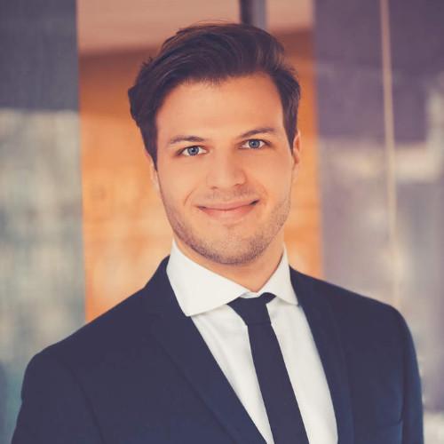 IZ Influencer für die IZ Karrierewoche Julian Henschel