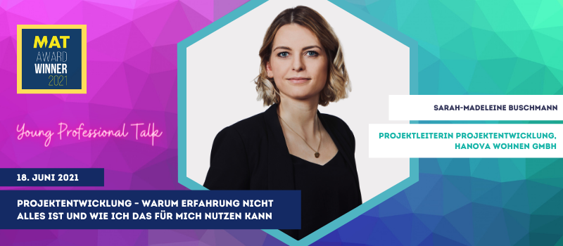 Tagungsprogramm Young Professional Talk